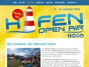 Hafen Open Air